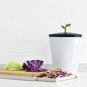 EcoCrock Countertop Compost Bin