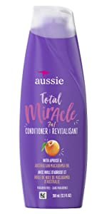 Total Miracle 7n1 Conditioner with Apricot Australian Macadamia Oil Paraben free