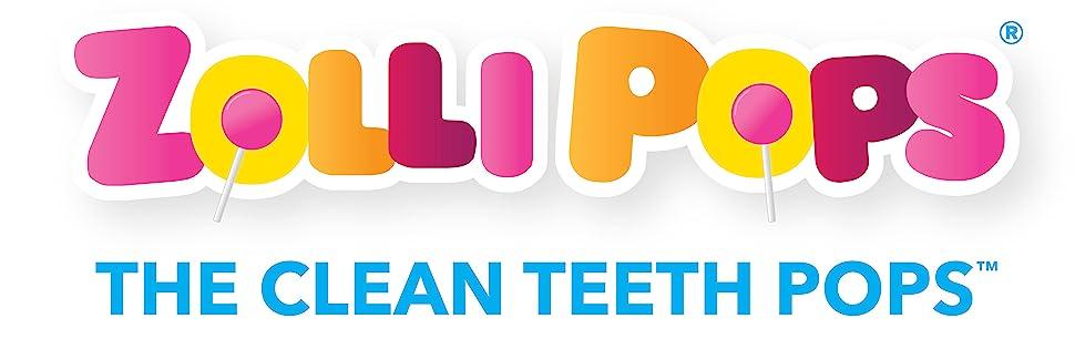 Clean teeth pops pop anticavity lollipop lollipops sugar free sugarfree healthy sucker suckers zolli