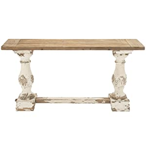 Deco 79 14840 Wood Console Table 59 X 29 Home Kitchen