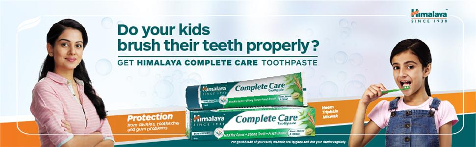 Himalaya Herbals Complete Care Toothpaste