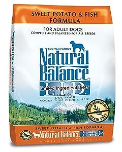 limited ingredient dog food, grain free dog food, fish dog food, salmon dog food, adult dog food
