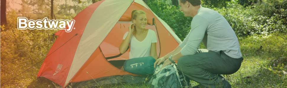 Bestway 68041 - Tienda de Campaña Montana X4 Tent