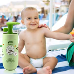 skin care body lotion