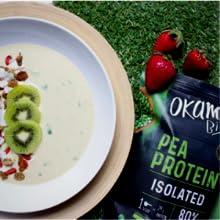 Okami Bio | Proteina De Guisante Bio | Proteína Vegana | Rica ...