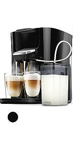 philips senseo viva caf hd7829 30 kaffeepadmaschine 1450 w kaffee boost. Black Bedroom Furniture Sets. Home Design Ideas