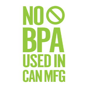 non-intent bpa-free can lining
