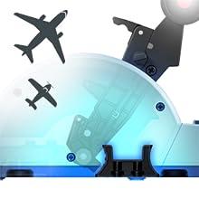 Microsoft Flight Simulator 2020; Airbus; TCA; Airbus; Thrustmaster; pack comandante; Logitech hotas