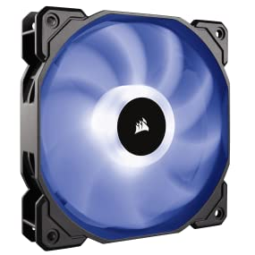 Corsair SP120 RGB - Ventilador de PC (120 mm, iluminación LED RGB ...