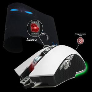 Woxter Stinger Elite Kit - Kit Gaming para Profesionales, Incluye Teclado mecánico, ratón óptico (800, 1600, 2400, 4000 dpi), Pad de Microfibra 28x25, Auriculares con micrófono y Hub USB.: Woxter: Amazon.es: Informática