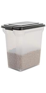 Boîtes alimentaire hermétique en plastique Air Tight Food Container ATS-L