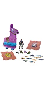 fortnite;toys;figures;playsets;collectibles;skins;outfits;legendary;harvesting tool