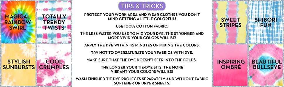 just my style, tie dye, trend, trends, trendy, tween, colors, unicorn, activity kit, activities