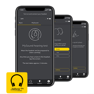 abra Sound+ app, and tailors your music to suit your individual hearing profile. MySound