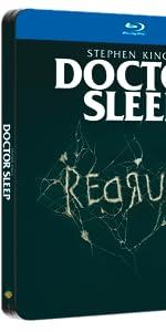 doctor sleep doctor sueño steelbook caja de metal colecionista