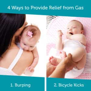 4 ways to provide relief from gas
