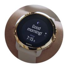 Suunto SS050020000 3 Fitness - Reloj Multideporte con GPS y pulsómetro incorporado, Pantalla Matricial, Unisex Adulto, Negro/Negro (All Black), Talla ...