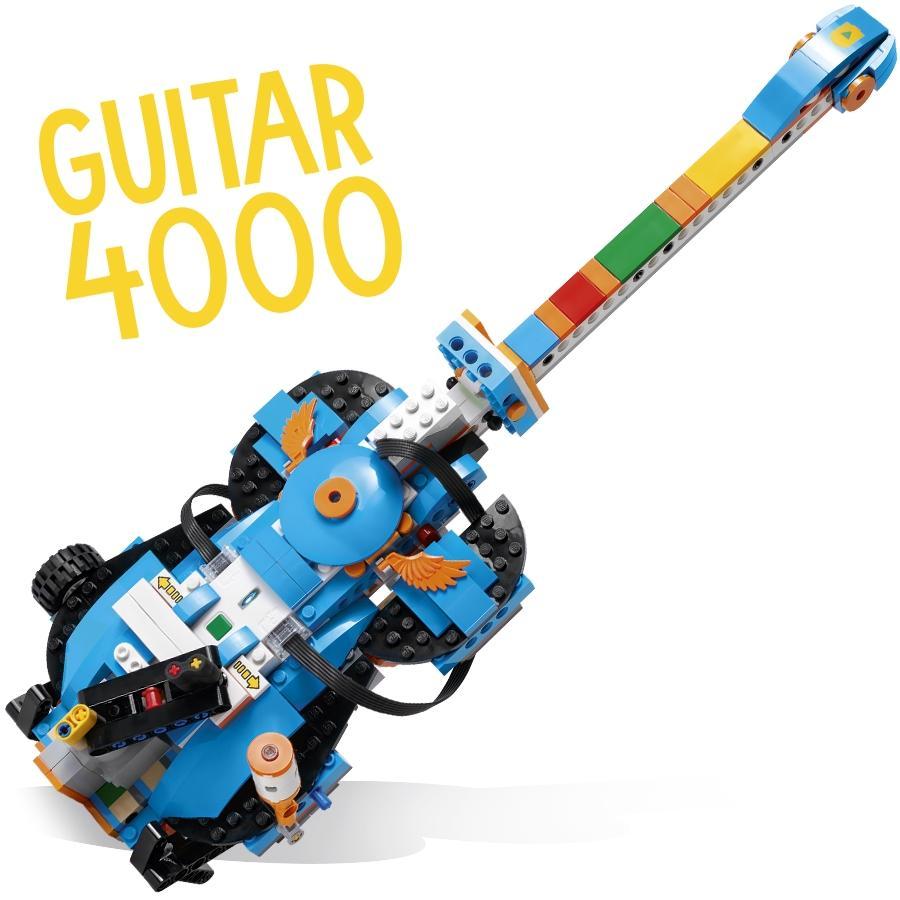 Amazon Uk Lego Boost Robot Build