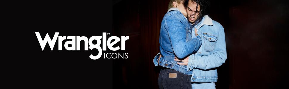 Wrangler Jeans Jacket 124MJ Men's Icons