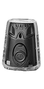 Amazon com : Taser Pulse with 2 Live Cartridges, Black : Sports