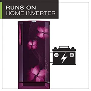 Runs on home inv dc