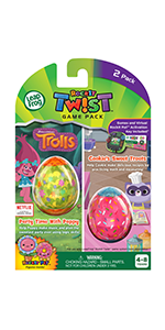 RockIt Twist 2 Pack: Trolls Party Time with Poppy and Cookie's Sweet Treats