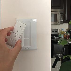 wall mount smart switch