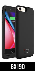 Amazon.com: Alpatronix iPhone Xs/X Battery Case, 4200mAh ...