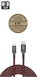 tip c type-c cable strong fast charging type c nylon type c cabel