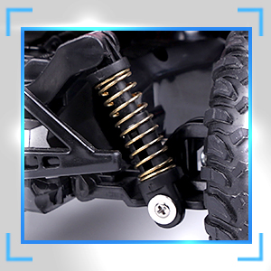 Strong Shock Absorbers