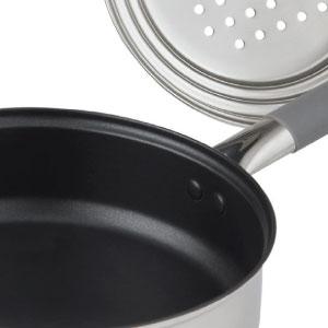 davis & waddell; kitchen; kitchenware; cooking; cookware; stainless steel; pots; steamer; steaming;