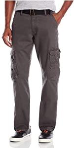 Wrangler Authentics Premium Relaxed Fit Twill Cargo Pant
