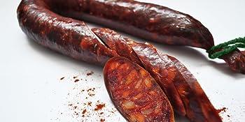 Embutidos Ezequiel, Chorizo Picante Herradura, 500 gramos: Amazon.es: Alimentación y bebidas