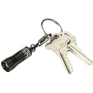 Streamlight Nano Miniature Keychain Flashlight, 10-Lumens