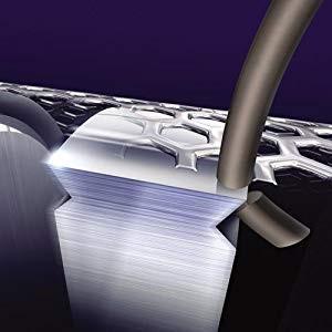 Hypoallergenic Razor Blades and Foil Prevent Irritation