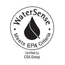 watersense, EPA criteria, water conservation