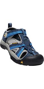 kid's waterproof sandal comfortable laceless outdoor indoor