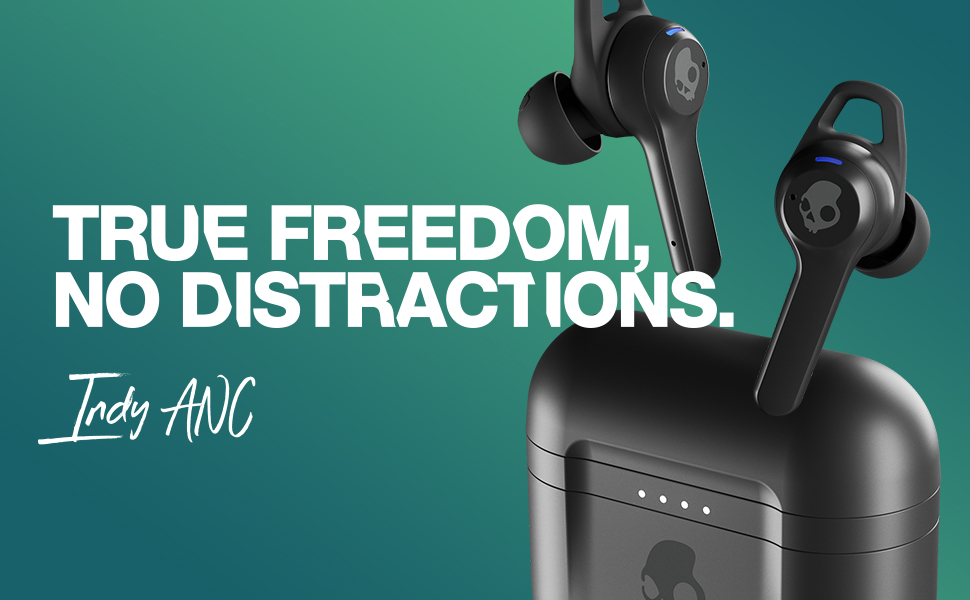 Indy ANC - True Freedom No Distractions