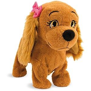 animal interactif; chien interactif; chien donne ordres; chien ami; chien qui répond; chien obéit