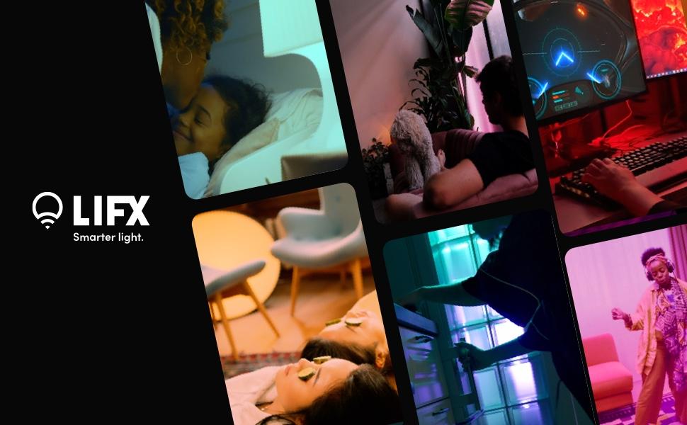 LIFX - Smarter Light