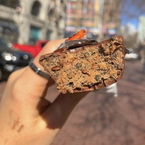 probar meal bar plant based nutrition on the go snack bar low sugar energy focus chia flax seed