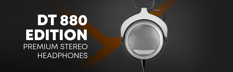 dt 880 edition stereo headphones
