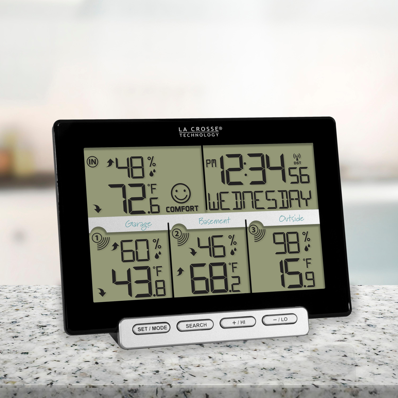 Amazon Com La Crosse Technology 308 1412 3tx Int Wireless