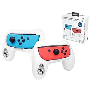 Real Madrid grips (empuñaduras) accesorio para mando JoyCons Nintendo Switch: Amazon.es: Videojuegos
