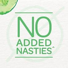 NO ADDED NASTIES