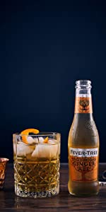 Fever-Tree, Ginger ale, mixer