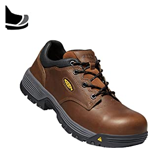 mens chicago oxford low steel toe tech