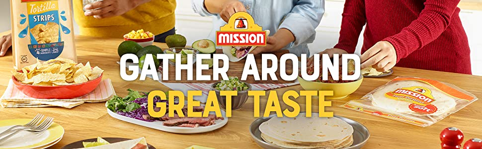 Mission Burrito Flour Tortillas | Trans Fat Free