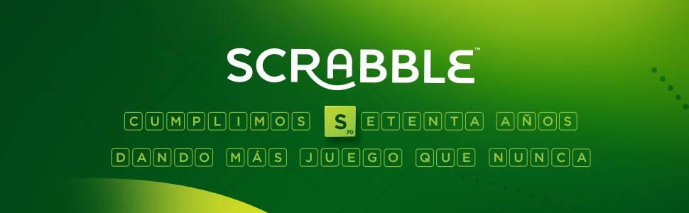 Juego de mesa Scrabble Aprende Inglés