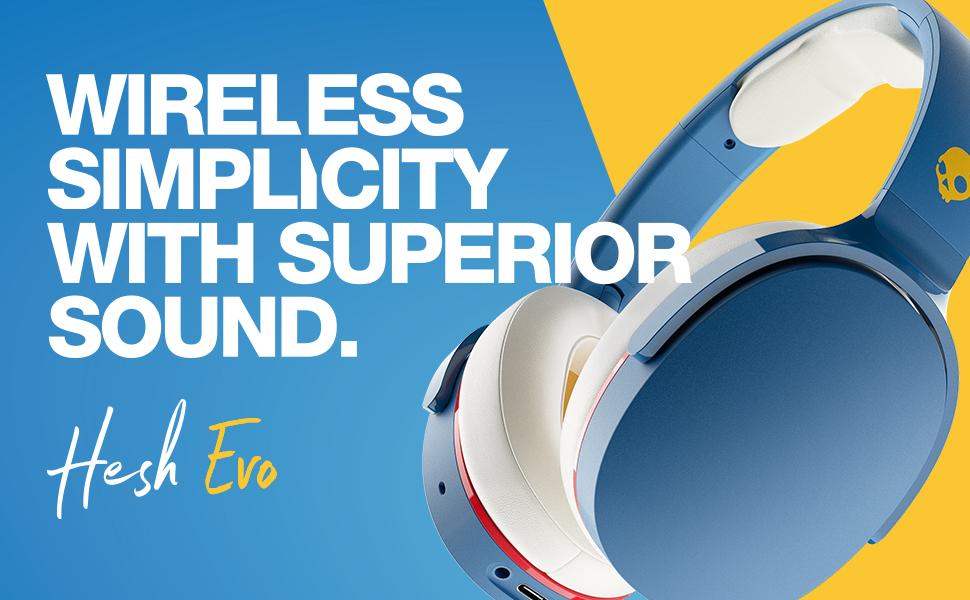 Hesh Evo - Wireless Simplicity with Superior Sound